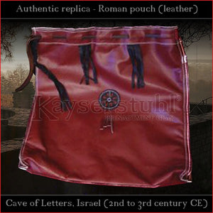 Authentic replica - Roman pouch