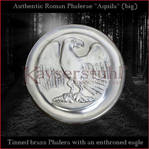 Authentic Replica - Big Roman Phalera