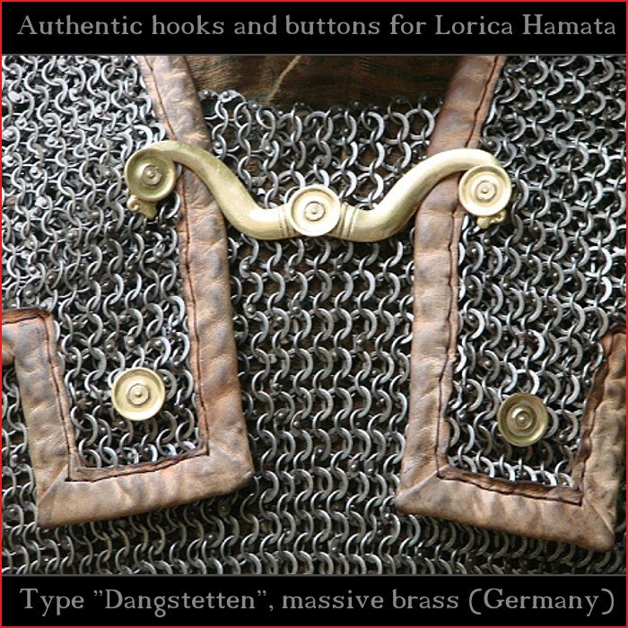 Authentic Replica - Hooks & Buttons