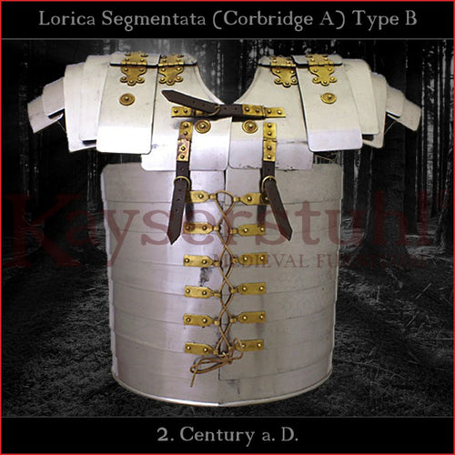 Lorica Segmentata (Type Corbridge A) - Version B