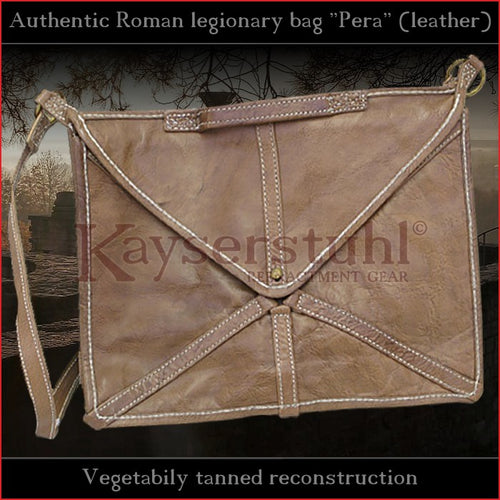 Authentic replica - Roman legionary bag
