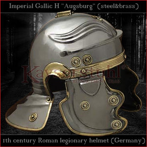 Authentic replica - Imperial Gallic H