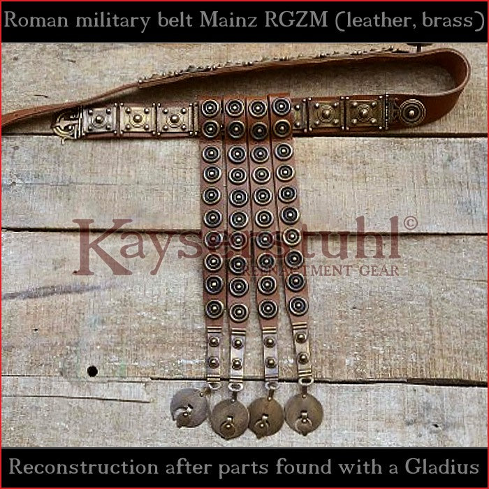 Authentic Replica - Cingulum Militare