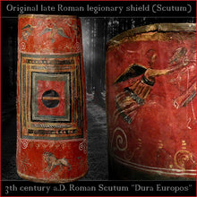 "Load image into Gallery viewer, Authentic replica - Scutum ""Dura Europos"" (Roman shield)"