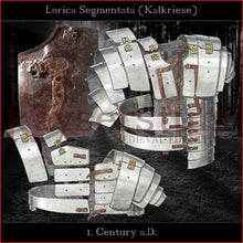 Load image into Gallery viewer, Lorica Segmentata (Type Kalkriese)