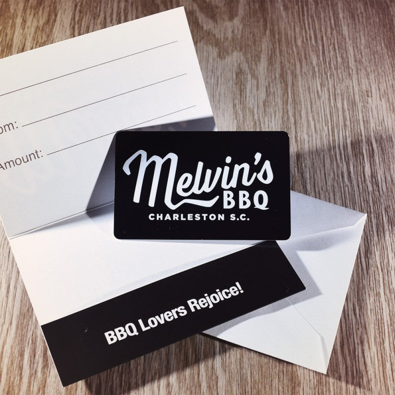 melvin's in store gift card