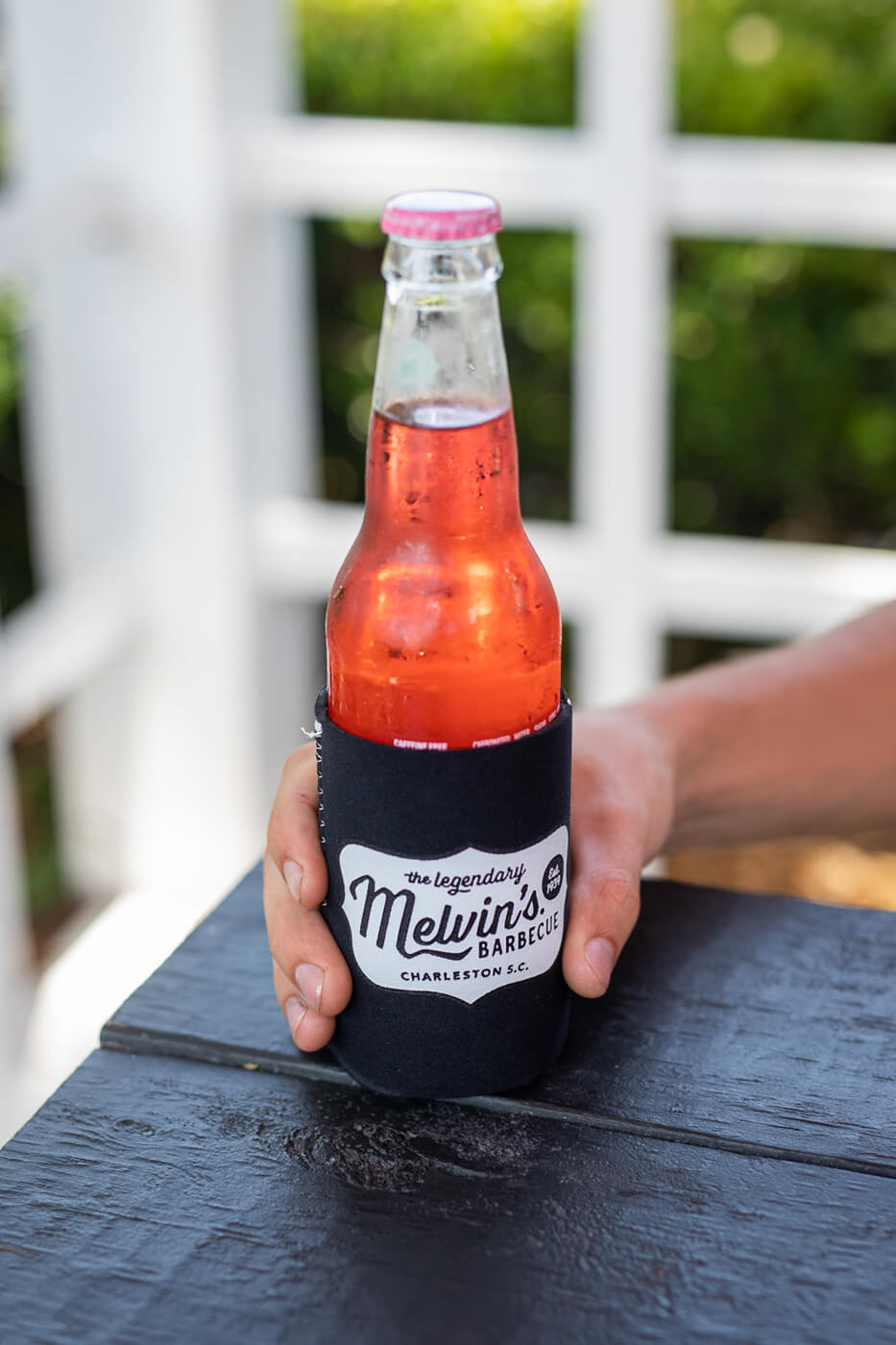 true southern treat koozie