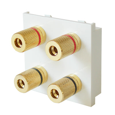 Wall Plates and Modules/Speaker Plates and Modules