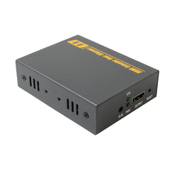 HDMI over Cat6 120m extra receiver rear