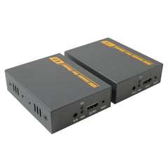 120m hdmi cat5e cat6 extender pair rear