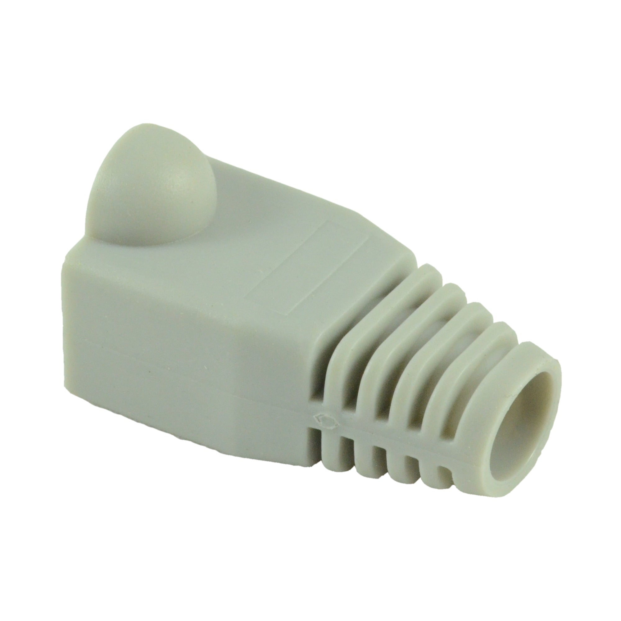Grey 5.5mm rj45 boots 105063