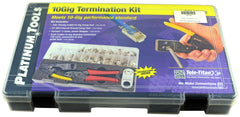 10Gb Cat6A termination kit Platinum Tools 90170 pack