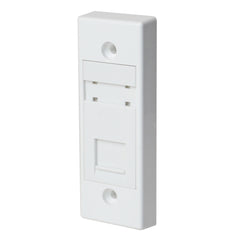 architrave faceplate with rj45 socket