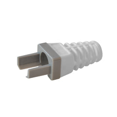 EZ-RJ45 CAT6 Strain Relief Grey boot 100030GY