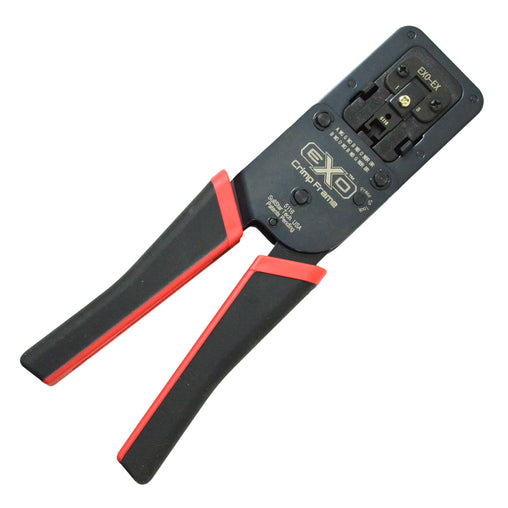 ezEX RJ45 Cat6A Crimp Tool 100061C main
