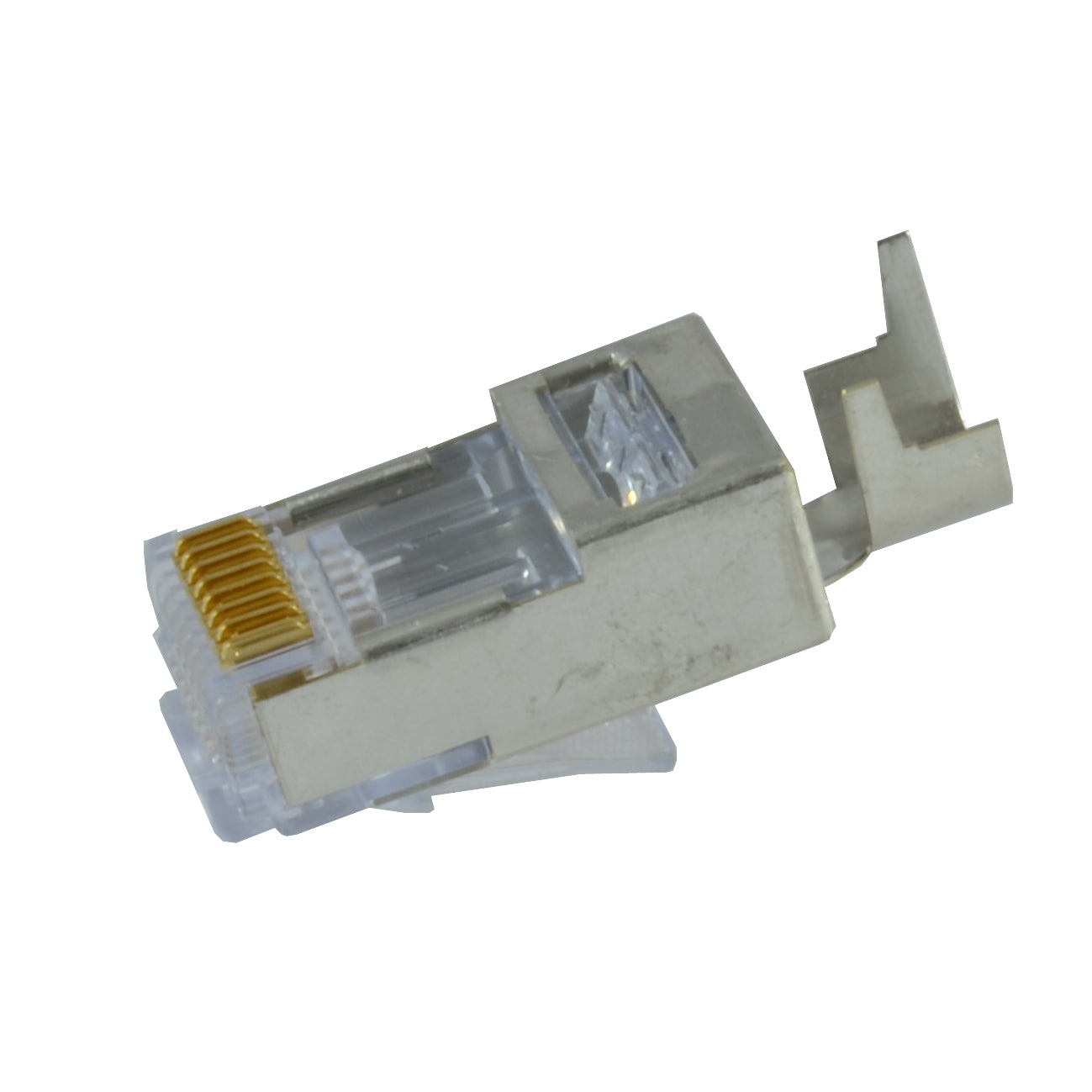 EZ RJ45 CAT6 external ground pack of 10 202022-10