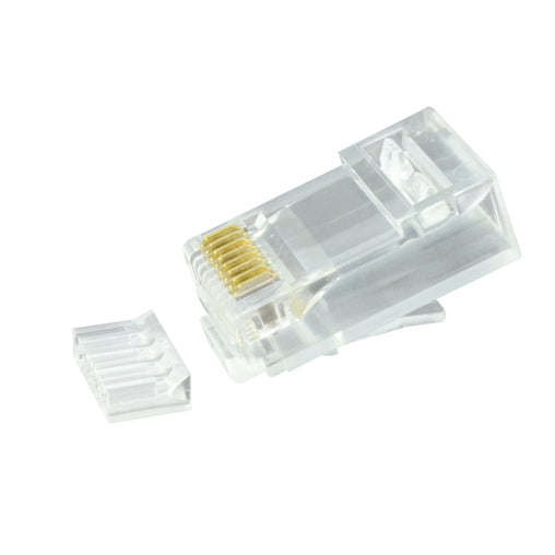 rj45 cat6 2piece connector 106185