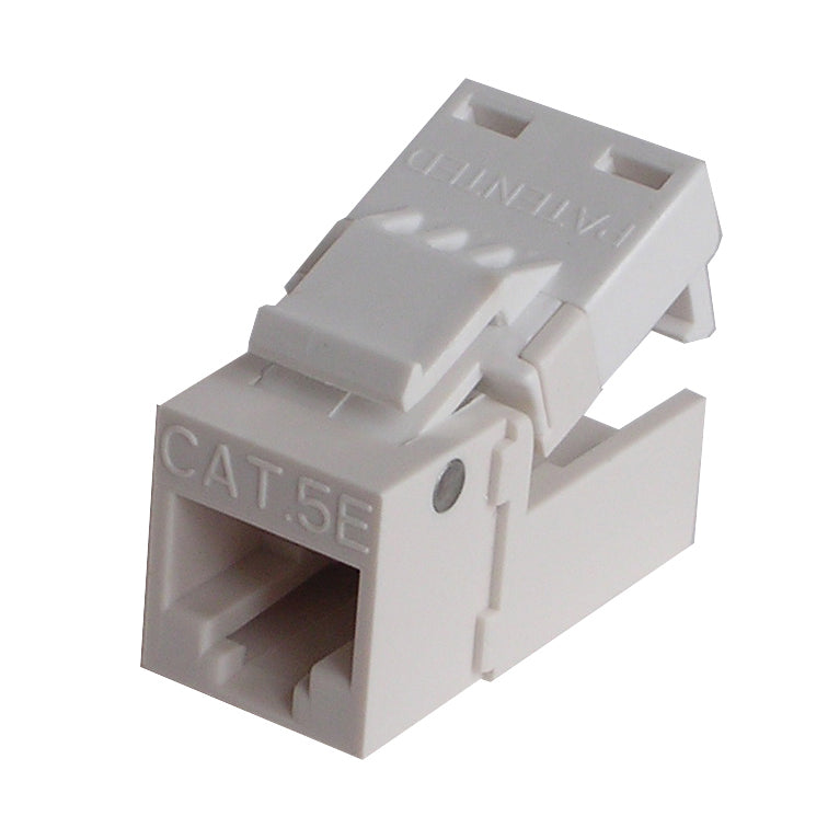 EZ Snapjack CAT5 RJ45 outlet 705WH