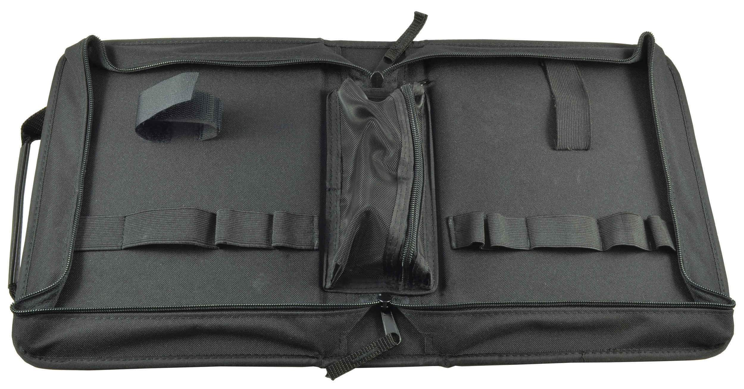 Nylon Zipper Tool Case Platinum Tools 4002PT open