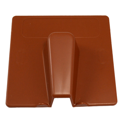 cable entry exit cover terracotta blow-out plate main