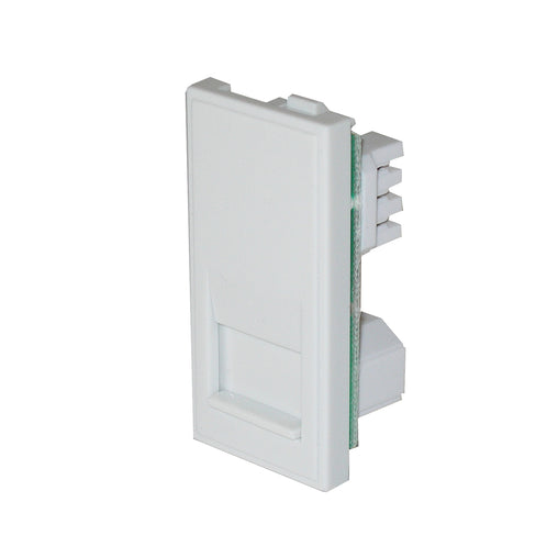 telephone socket module white TRX304270