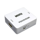 Mini VGA to HDMI Converter