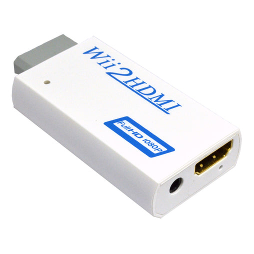 wii to hdmi 1080p adapter rear
