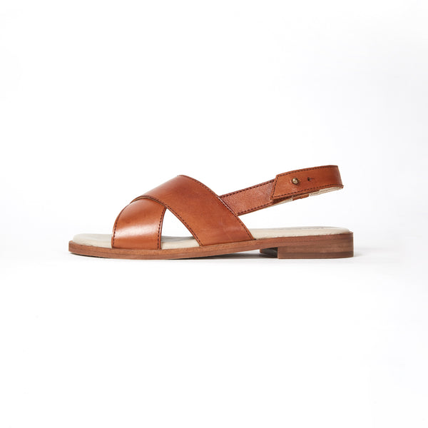 AXEL SANDAL  -  TAN