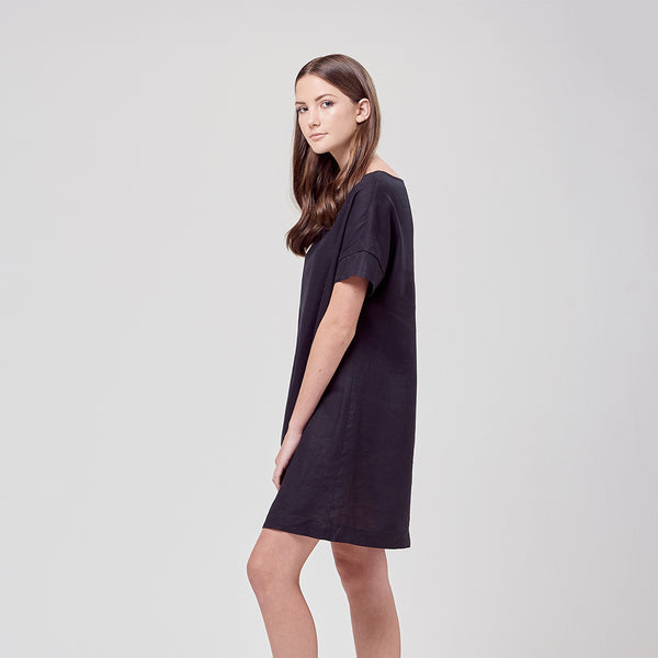 BILLY DRESS - BLACK