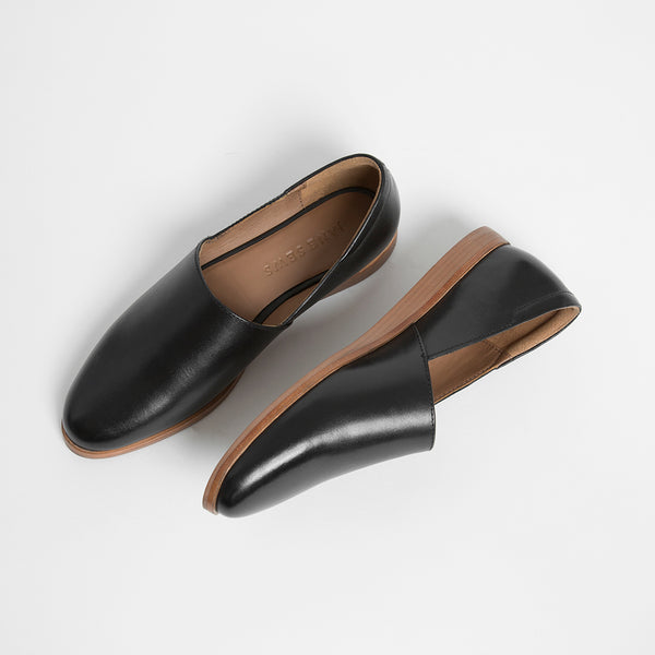 MODERN LOAFER - BLACK