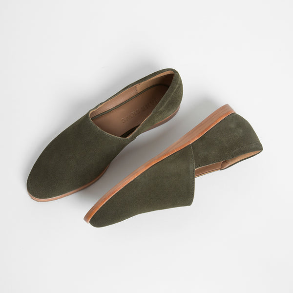 MODERN LOAFER - KALE