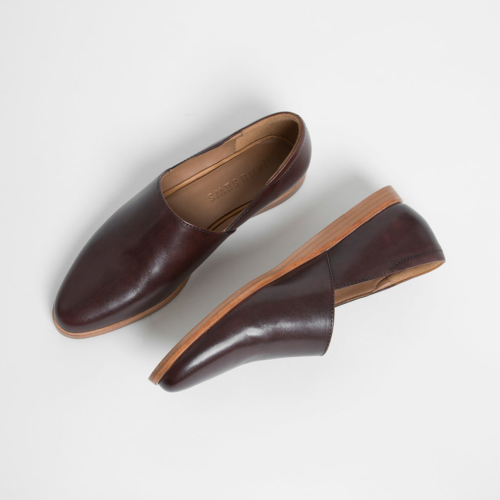 MODERN LOAFER - OX BLOOD