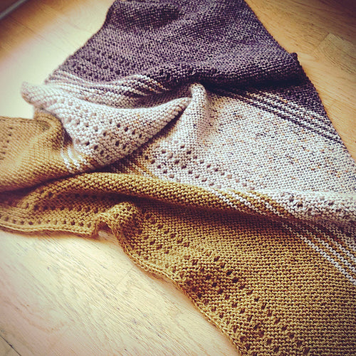 Gryer Shawl Kit
