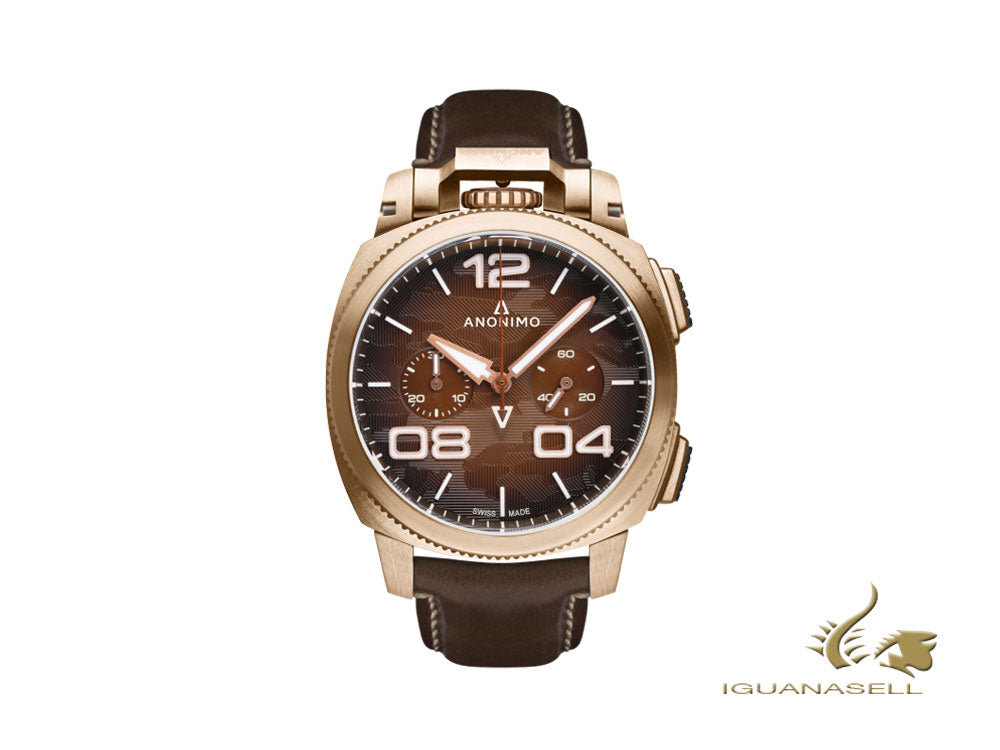 Anonimo Militare Alpini Camouflage Automatic Watch, L.E., AM-1123.01.001.A04