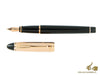 Aurora Ipsilon Fountain Pen, Resin, Rose gold trim, B11PQN