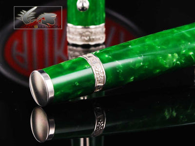 Aurora Mar Tirreno Fountain Pen Limited Edition - 946MT