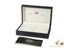 Aurora Talentum Finesse Fountain Pen, Resin, Chrome trim, Rose, D13P