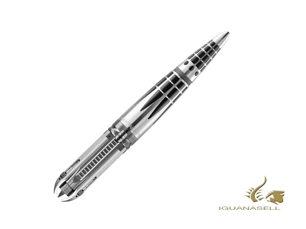 Caran d´Ache Astrograph Fountain Pen, Grey, Limited Edition, S1654.481 Fountain Pen