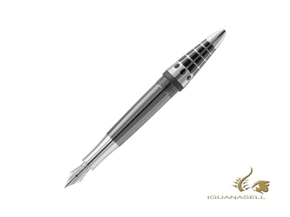 Caran d´Ache Astrograph Fountain Pen, Grey, Limited Edition, 1656.481 Fountain Pen