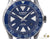 Eterna KonTiki Diver Gent Automatic Watch, SW 200, 44mm, SIlicon strap, Blue