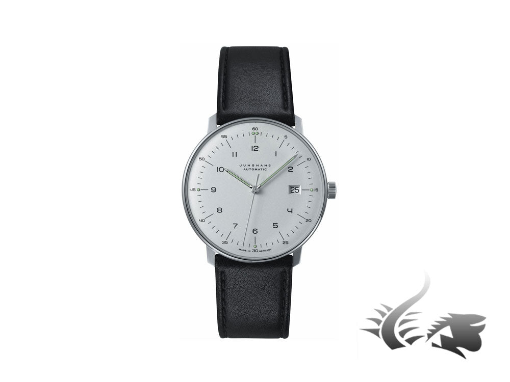 Junghans Max Bill Automatic Automatic Watch, J800.1, 38mm, Silver, 027/4700.00