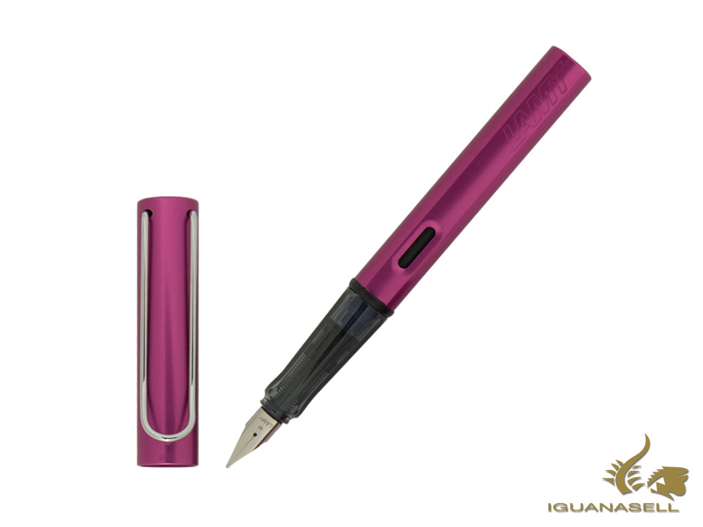 Lamy Al-star Vibrant Pink Fountain Pen, Special edition, 1332589