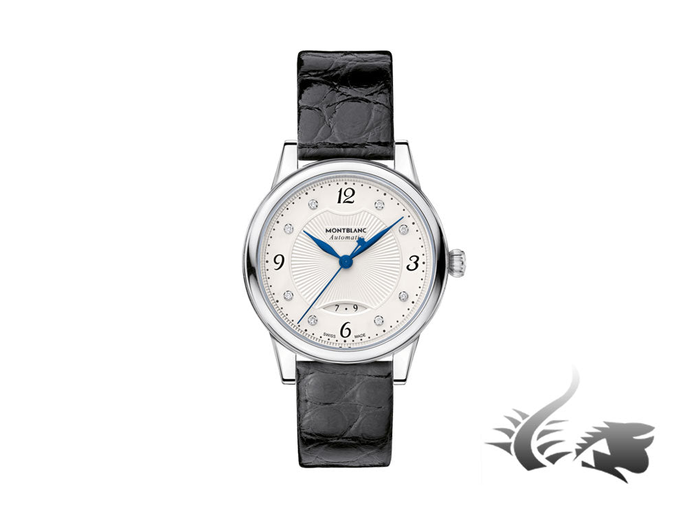 Montblanc Bohème Date Automatic Watch, MB 24.14, 30mm, Cayman, 111055