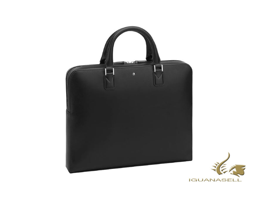 Montblanc Meisterstück Document case, Leather, Black, 118287