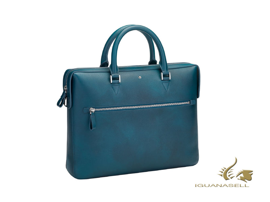 Montblanc Meisterstück Selection Sfumato Document case, Leather, Blue, 118328