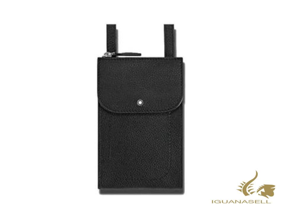 Montblanc Meisterstück Soft Grain Mini Envelope, Black, 126243