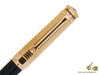Montegrappa Nero Uno Duetto Fountain Pen, Black, Rose gold, ISNRD-AC