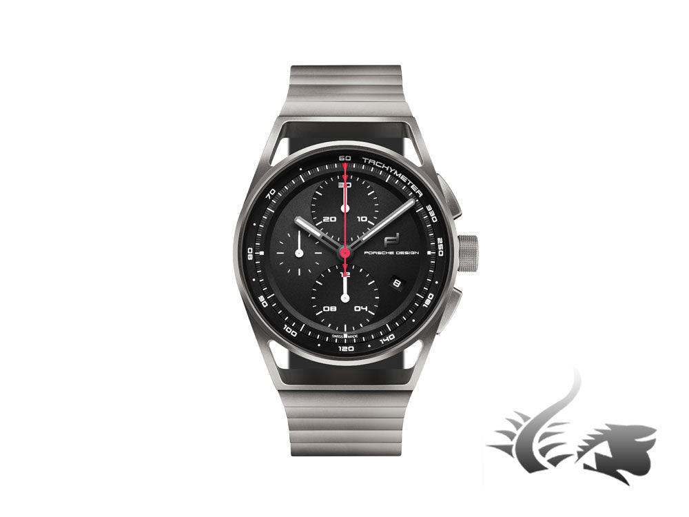 Porsche Design 1919 Chronotimer  Automatic Watch, Titanium, 6020.1.01.003.01.2