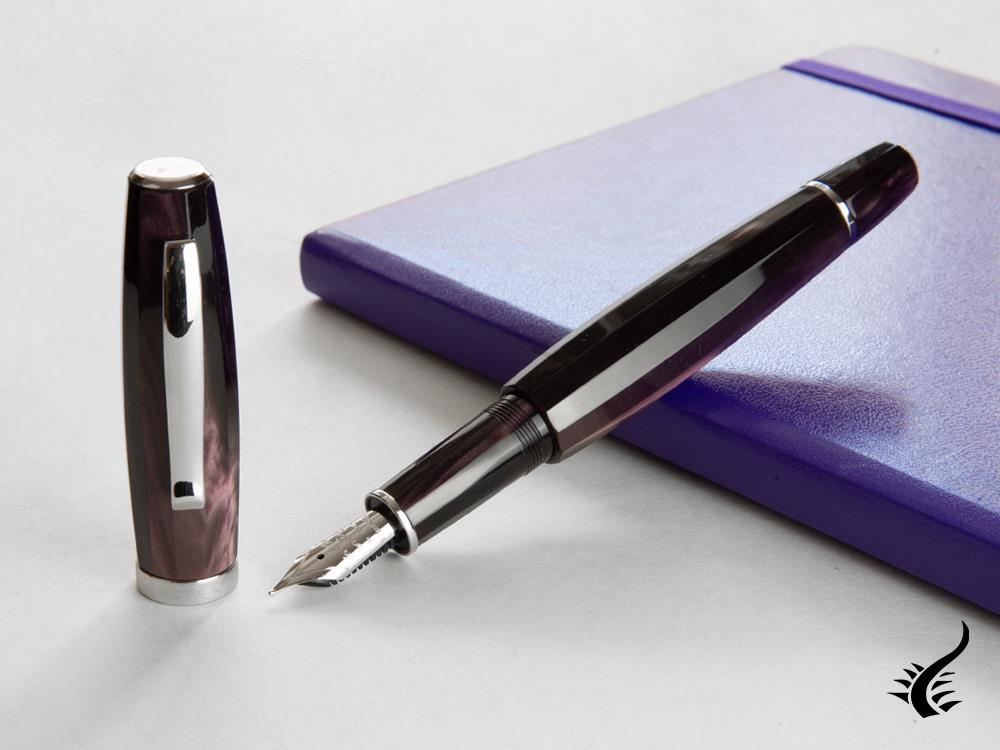 Scribo Feel Viola Fountain Pen, Limited Edition, FEEFP16PL1803