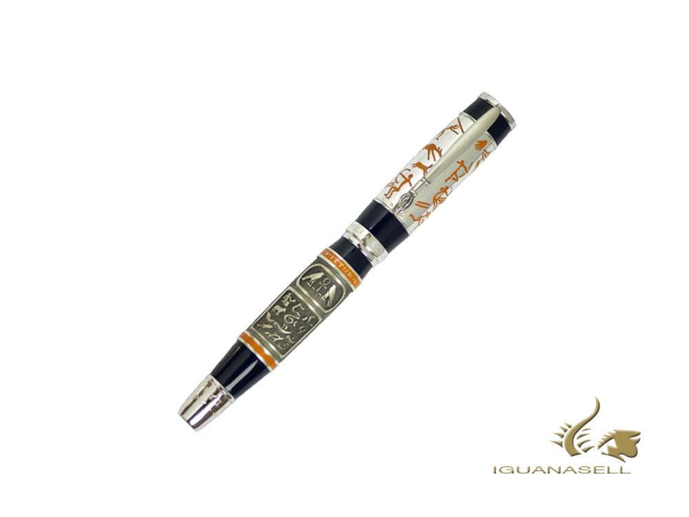 Scribo Pittura Rollerball pen, Silver, Limited Edition, PITRB02RH1001 Rollerball pen